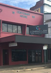 Conrad Law Townsville