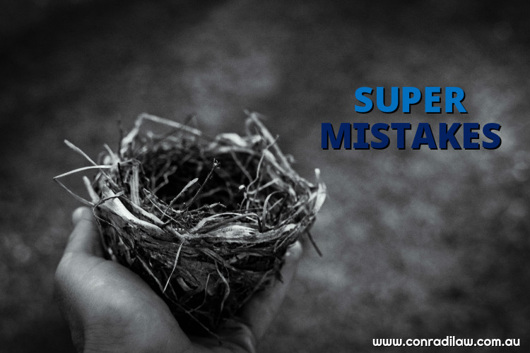Super-Mistakes
