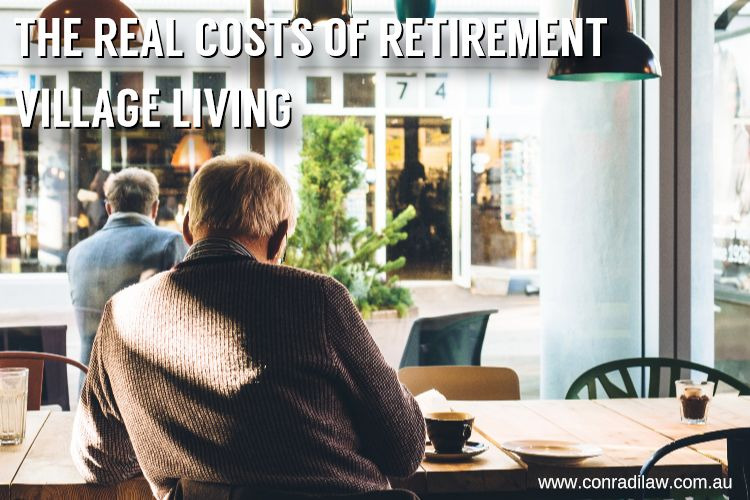 The Real Costs of Retirement Village Living